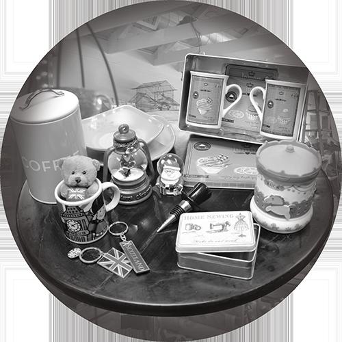 Giftware and Souvenir